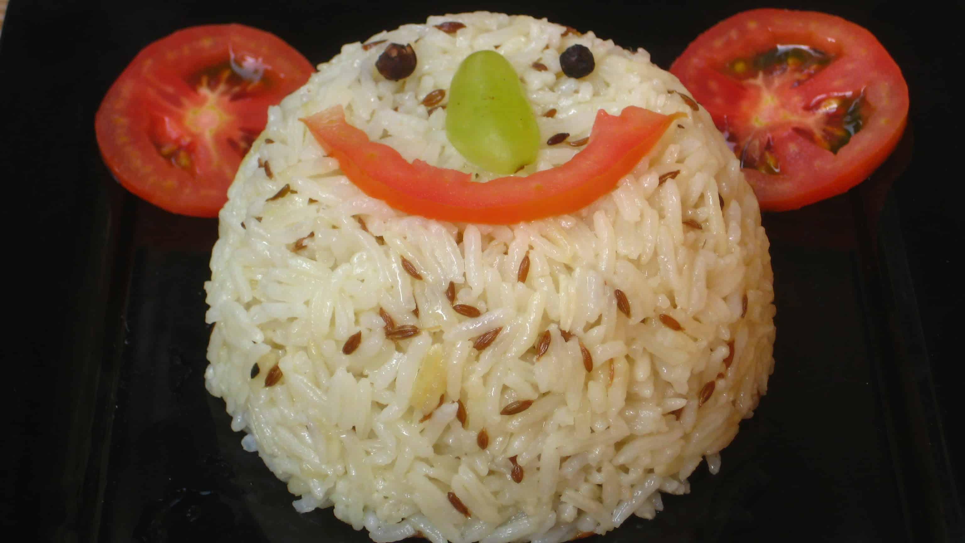 תזונה – אורז קיץ לימוני