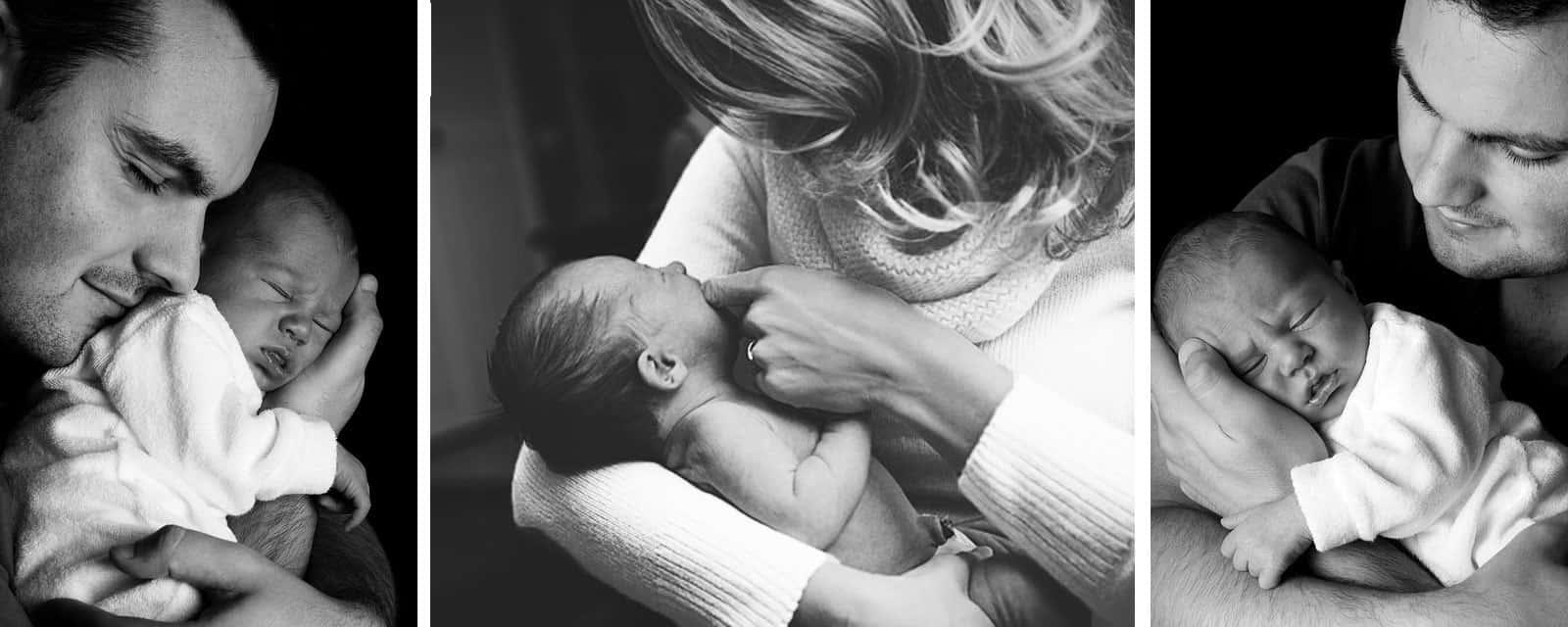 הדרכה הורית : התינוק ואנחנו – איך מתחילים ??